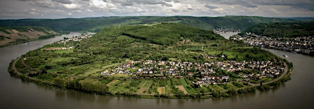 Große Rheinschleife